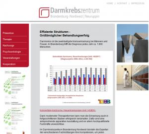 Darmkrebszentrum Brandenburg-Nordwest